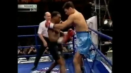 Mike Tyson * Iron Legend*