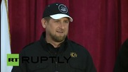 Russia: Kadyrov joins the Night Wolves as Chechen branch set up