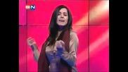 Tanja Savic - Zlatnik - Bez maske 16.11.2008. - BN TV
