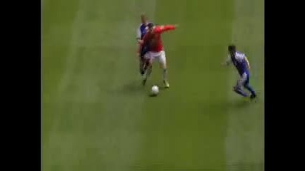 Cristiano Ronaldo vs. Millwall - Amazing Skill