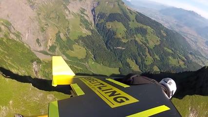 Jetman Glider ...