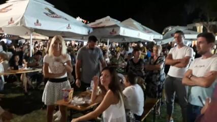 """Фестивал на рибата и виното 2020 в Бургас. Йорданка Христова - """"Ней-на-на"""""""