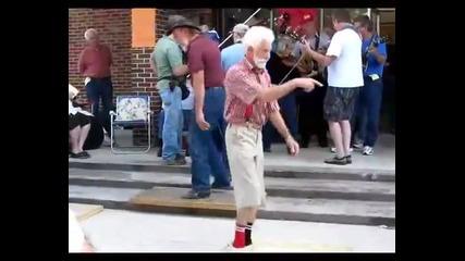 Дядото не прощава на дансинга - Смях
