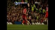 10.02 Челси - Ливърпул 0:0 Хавиер Масчерано събаря съдията