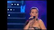 Milica Pavlović - Idemo na sve (Zvezde Granda 2011_2012 - Emisija 12 - 10.12.2011)