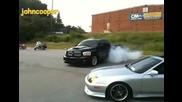Dodge Ram Str10 Supercharged Burnout