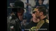Wwe Shawn Michaels , John Cena , Batista And The Undertaker