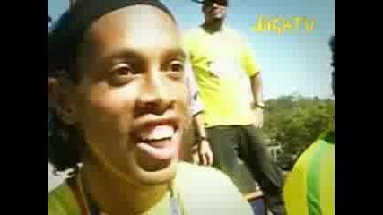 Joga Bonito ! Ronaldinho