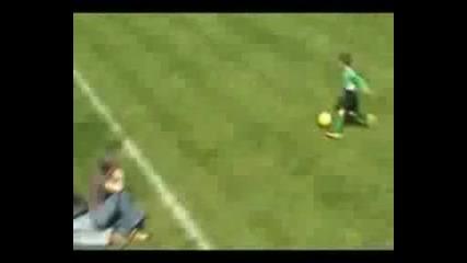 6 Годишен Футболен Талант