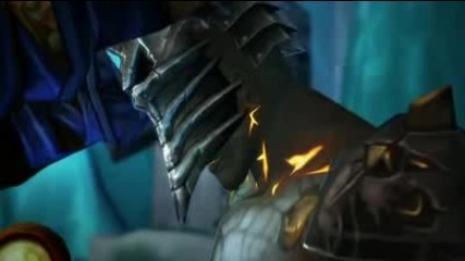 Wotlk:wow:new spoiler the lich king is dead !!