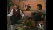Сексапилната двойка Силвестър Сталоун и Шарън Стоун говорят за филма си Специалистът (1994)