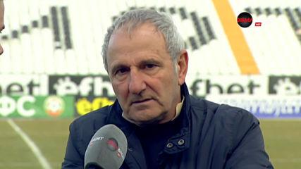 Никола Спасов: Бързо ни падна духът, досега не се е случвало