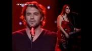 Poula me - Antonis Vlontakis & Rallia Christidou @ Live 8