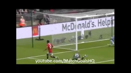 Manchester City vs Manchester United 2-3 - Highlights and All Goals - Fa Community Shield - 07-08-20