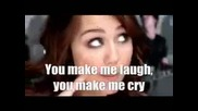 Miley Cyrus 7 Things Music Video With Lyrics