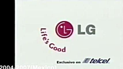 Lg (mexico) (2004 - 2007) logo
