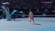 Murray vs. Zverev - Australian Open 2017 R4 Highlights