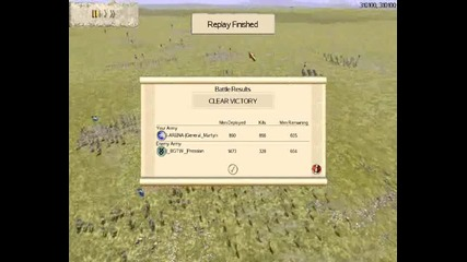 Rome Total War Online Battle #6 Rome Vs Thrace
