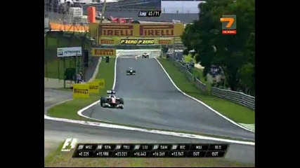 Формула1 Гран При На Бразилия 2011 (5/8)