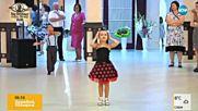 Малки танцьори – голям талант