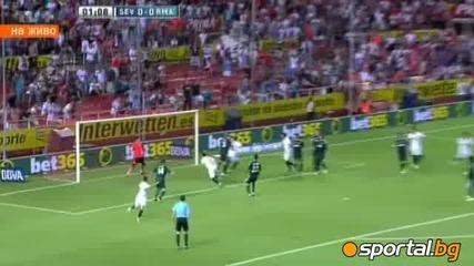 Севиля 1:0 Реал Мадрид