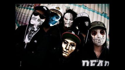New * Hollywood Undead - Pour Me