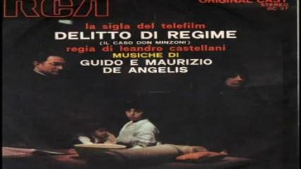 Guido E Maurizio De Angelis---delitto di regime-1973 inst.