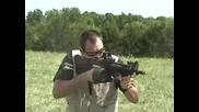 М16 Подобрен Стрелба С Автомата