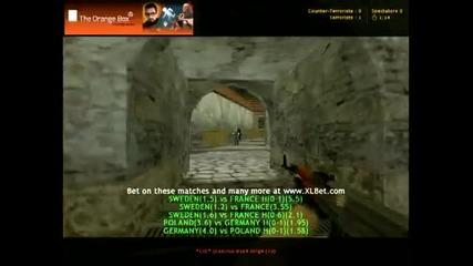 Counter strike 1.6 Freaky fragmovie 2.