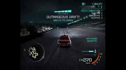 Nfs Carbon Kings Park Drift - 3,  218,  472