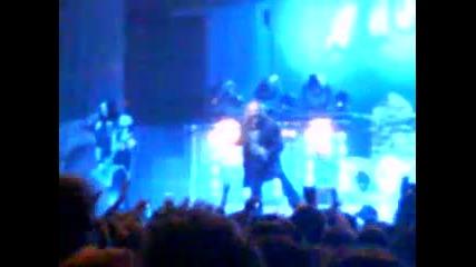 helloween live in sofia 23.01.2011