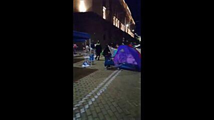 Протест-палатков лагер