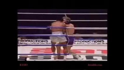 Ramon Dekkers Muay Thai