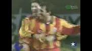 George Hagi Galatasaray - Altay