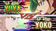Yu - Gi - Oh Arc - V Episode 52 eng sub