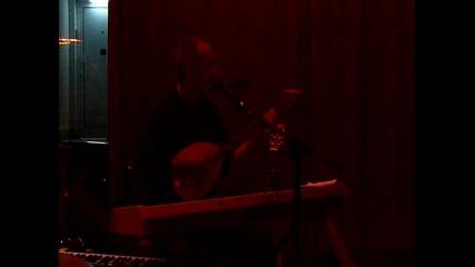 Николай Иванов от група Ом на живо в Groovy Bar