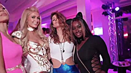 Demi on Paris Hilton Halloween party 2019