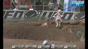 Victoire Bobryshev course 2 Gp Allemagne Mx1 2011
