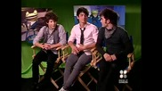 The Jonas Brothers Talk about Meet the Robinsons