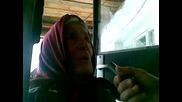 интервю със стара жена за кризата в България