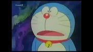 Doraemon - La Sirenita Feliz