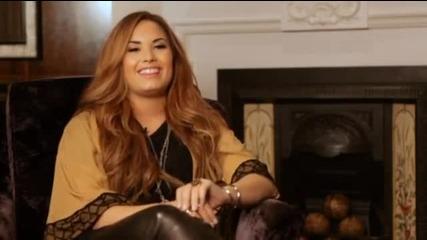 Demi Lovato the Role Model