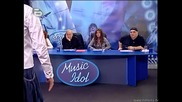 Мusic Idol 2 - Диляна Костадинова / Бургас /