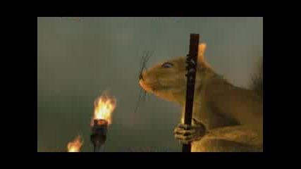 Pikku-Orava - Taivas Lyu Tulta