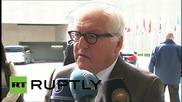 "Luxembourg: Efforts to improve Mediterranean rescue operations ""top priority"" - FM Steinmeier"