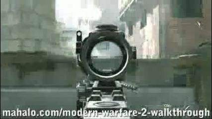 Call of Duty:modern Warfare 2 walkthrough 5