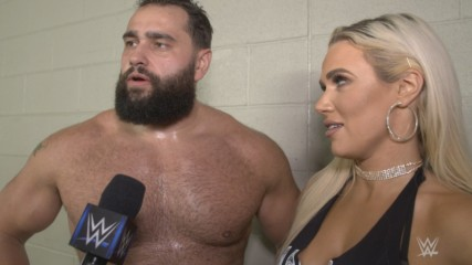Rusev & Lana debate the merits of cheating as they reflect on WWE MMC