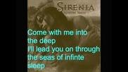 Sirenia - Sirenian Shores - Lyrics