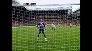 Manchester United - The goals of Berbatov against Liverpool