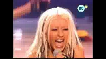 Christina Aguilera feat.Redman - Dirrty